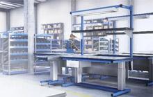 案例 | 升降工作站如何为丹佛斯带来直接的生产效益