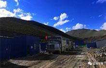 """蓝海华腾挺进""""世界屋脊"""",5000米高原见证硬核品质!"""