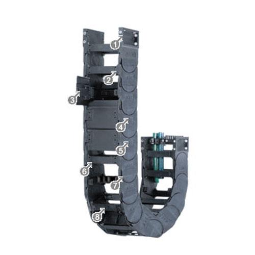 易格斯 拖链E4/轻型拖链-14550系列