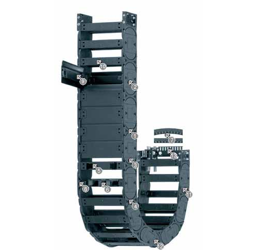 易格斯 R4.1系列拖管-R4.32系列