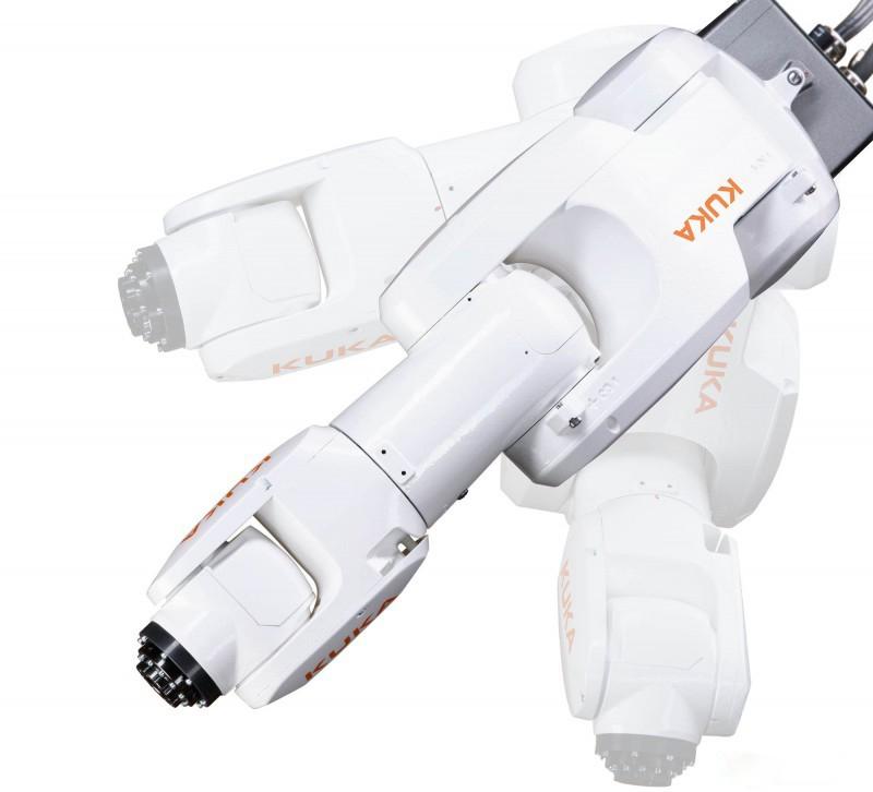 KUKA六軸庫卡機器人KR 3 AGILUS 裝配、搬運、螺接、檢測