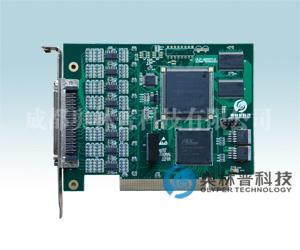 奥林普 OLP-9233 PCI接口 64路单端/32路差分高精度数据采集模块