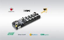 集IP67 PLC和边缘网关于一体的图尔克总线设备
