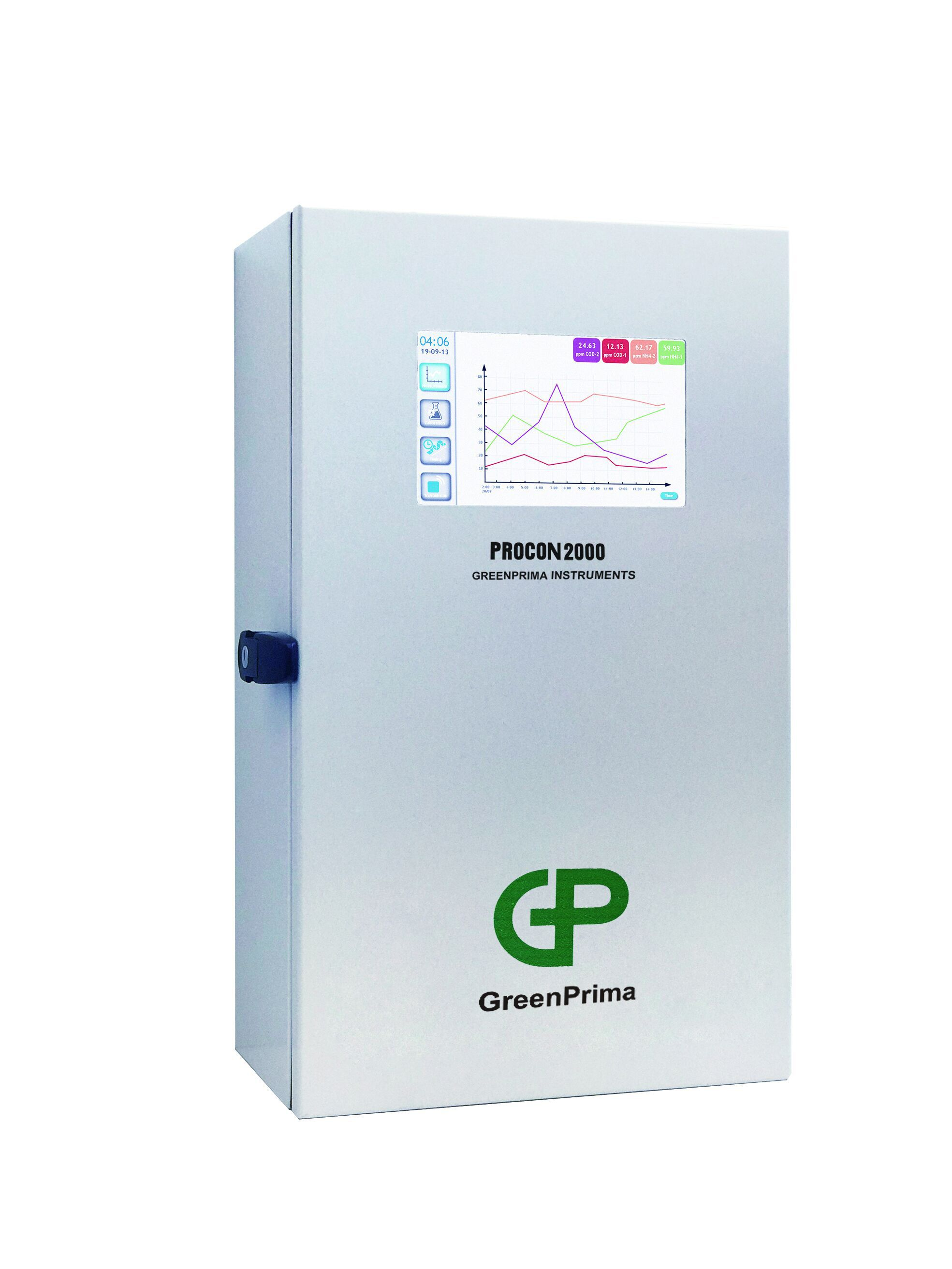 印染厂水质色度监测仪_英国GREENPRIMA