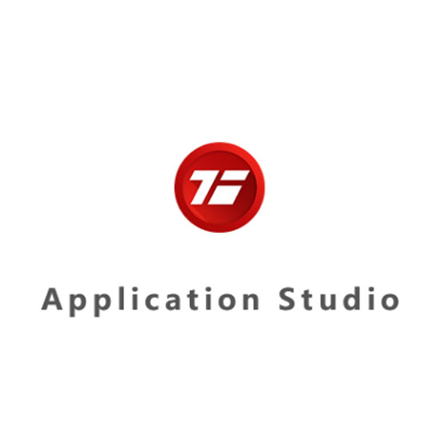 Application Studio 伺服調試軟件