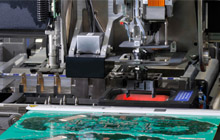 Stone Motion Control 电子设备行业应用