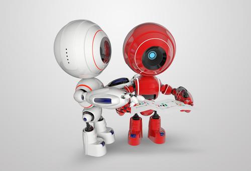陪伴机器人:可情绪感知的机器狗