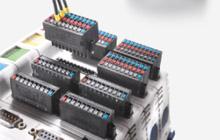 魏德米勒PCB接插件: 可靠联接Jetter的JX3 I/O系统中的远程传感器