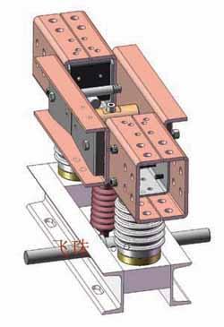 飞珠 GN22-12系列户内高压隔离开关