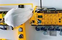 皮尔磁:口罩机的安全应用