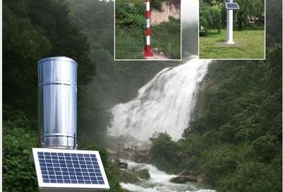 5G RTU 水利遥测终端自动雨量监测站解决方案