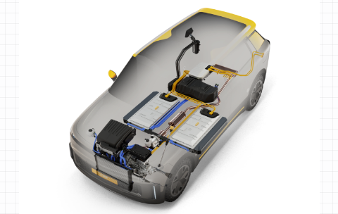 耐温190度!巴斯夫为汽车动力系统研发玻纤增强塑料