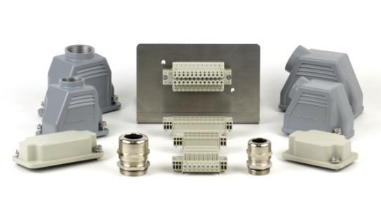 """专于机械,告别""""凡学""""——魏德米勒发布紧凑型重载连接器新品"""