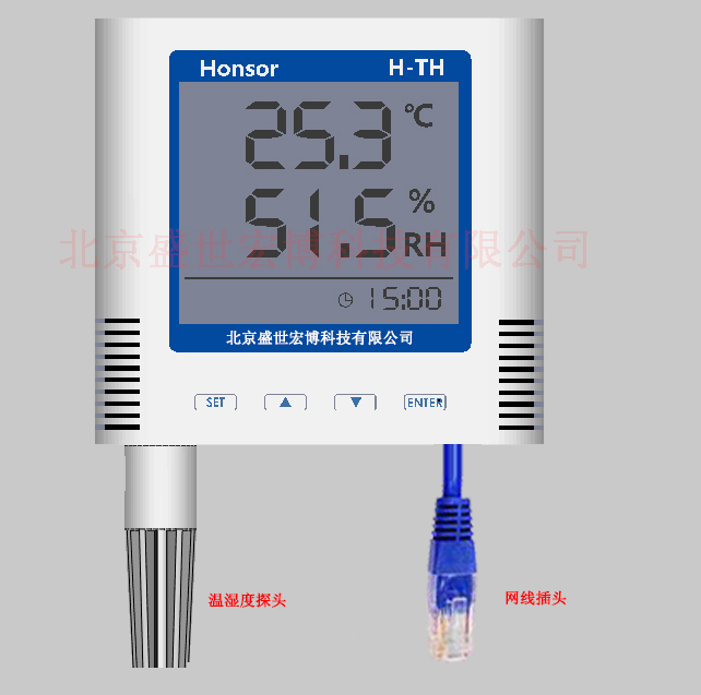 档案馆的温湿度自动化监控系统智慧档案室