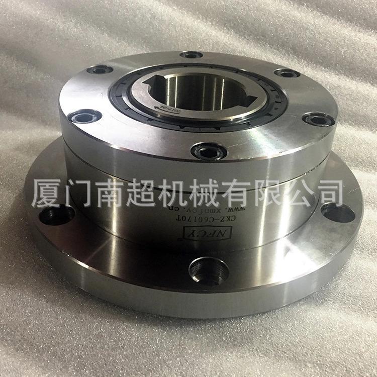 南超NFCY 厂家供应 CKS型双向输��������离合器 印刷机械自动���d���?