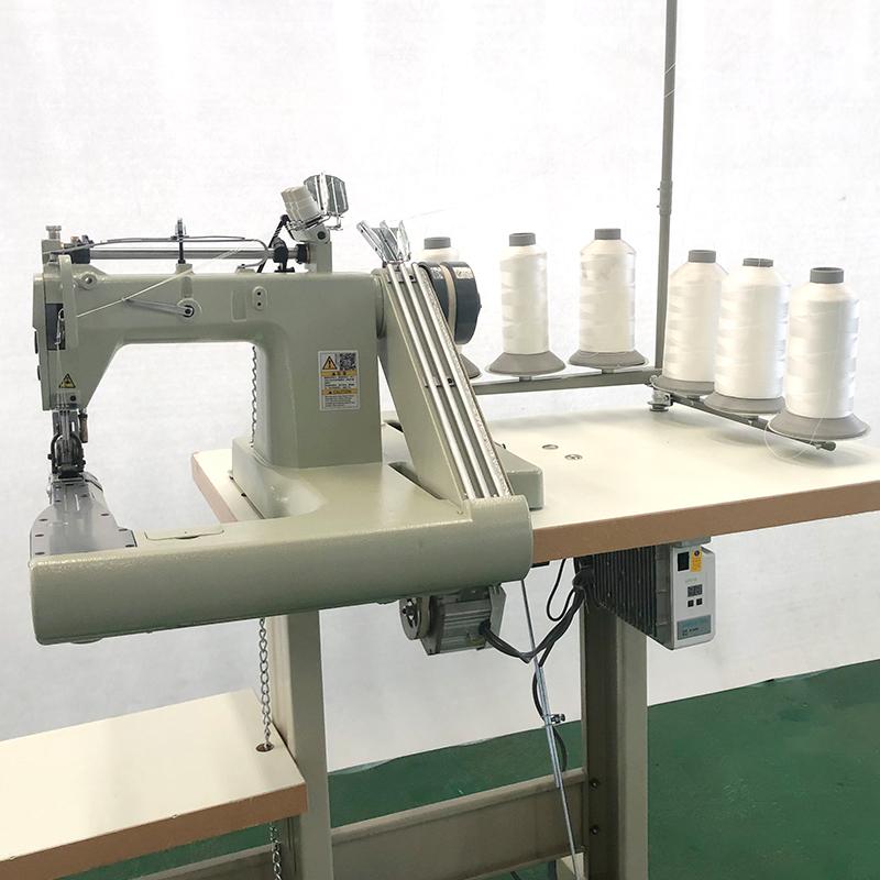 哲曼环保三针缝纫机 厂家直供高品质三针缝纫机