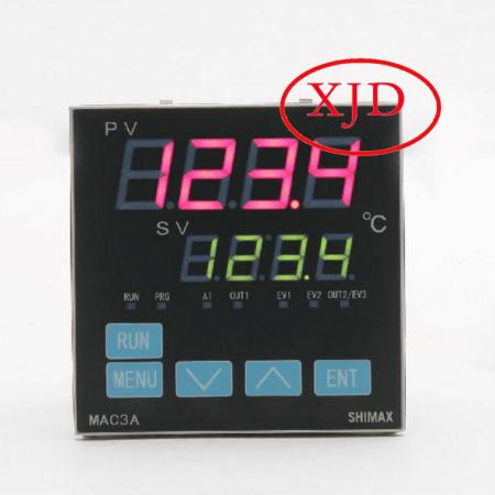 MAC50系列、MAC3系列、MAC10系列以及UP93系列温控数显PID调节仪器日本岛通SHIMAX