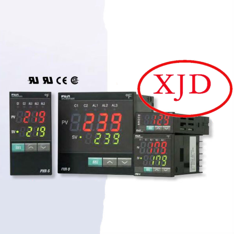 PXR3、PXR4、PXR5、PXR7、PXR9系列日本富士FUJI温控数显PID调节仪器