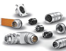 超多芯應用場景的完美解決方案 —— M16連接器