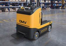 麥克納姆輪AGV解決了物流倉儲搬運領域的局限性