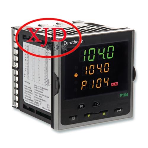 P104、P108、P116系列英国欧陆EUROTHERM温控数显PID调节仪器编程器
