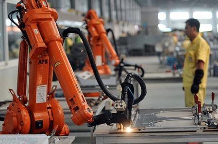 工业机器人的结构和组成说明