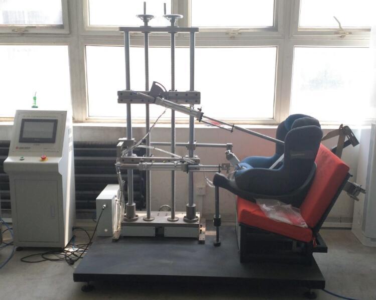 儿童座椅调节装置耐久试验实现方法探讨