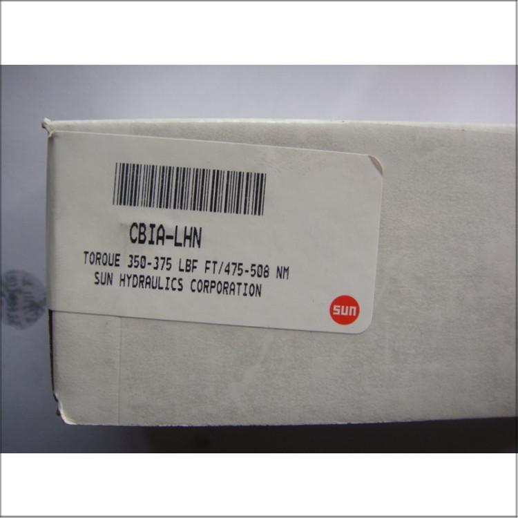 插装阀-SUN品牌\CBIA-LHN