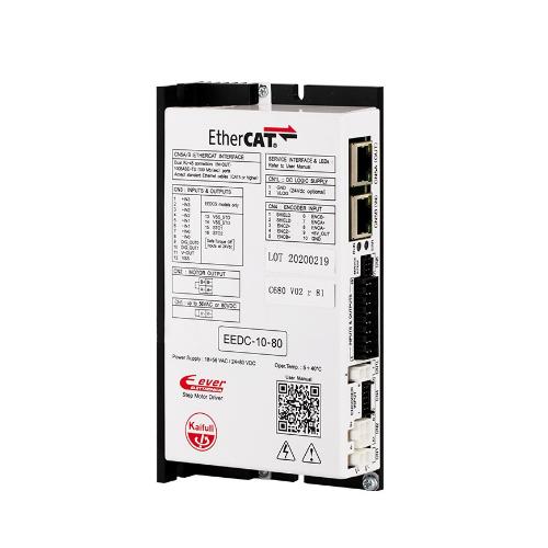 凯福电机 步进驱动器 / EtherCAT EEDC-10-80