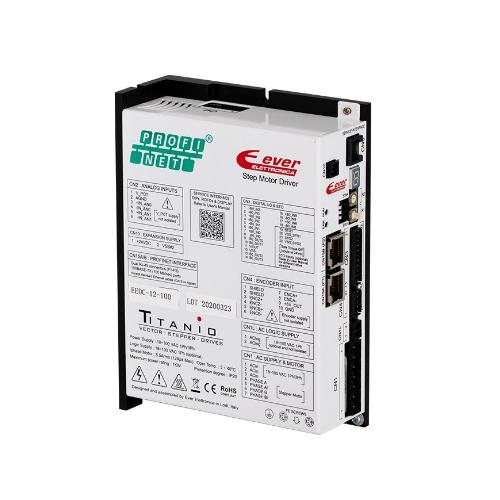 凯福电机 步进驱动器 / PROFINET EEDC-12-100