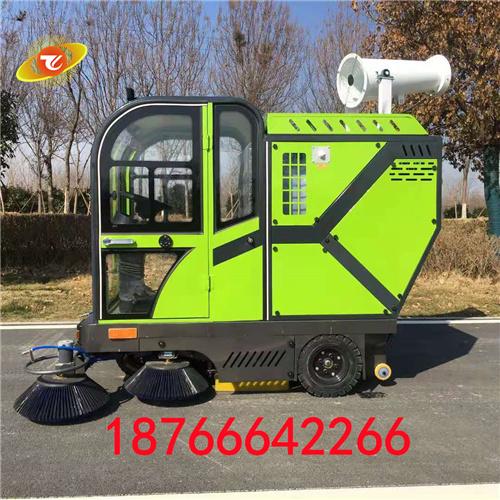 驾驶式扫地车在使用时应注意哪些事项