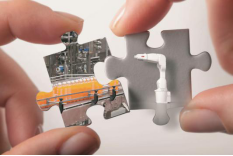 简化机器——机器人集成
