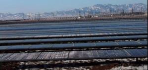 新风光高压 SVG 在哈萨克斯坦某光伏电站的应用