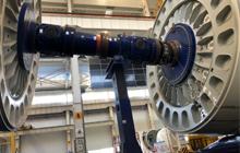 雷厉风行�Q�应寚w��力发甉|��的测试挑�?——堡盟磁带式�~�码器在风力发电机测试台中的应用