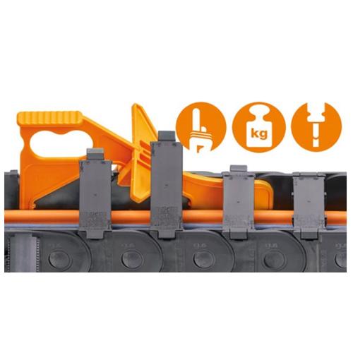 易格斯 拖链——E2.1 系列
