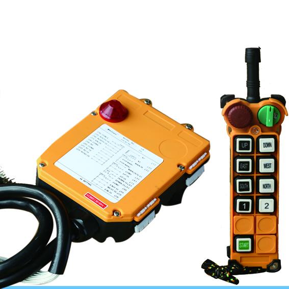 挖掘机工业遥控器F24-8S
