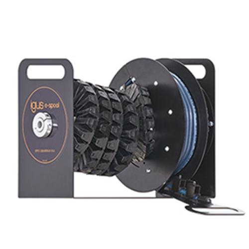 """易格斯 滑環的""""igus電纜卷軸""""e-spool?手動"""