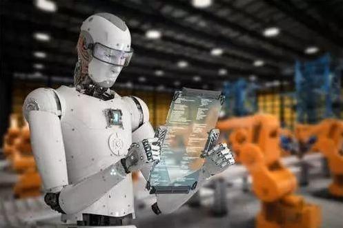 工业机器人在汽车生产行业的应用