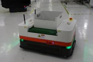 移动机器人(AGV/AMR)在3C电子行业五大典型案例