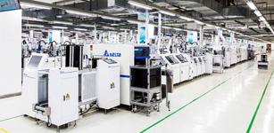 台达 3C 电子智能制造方案,全面提升工厂生产力