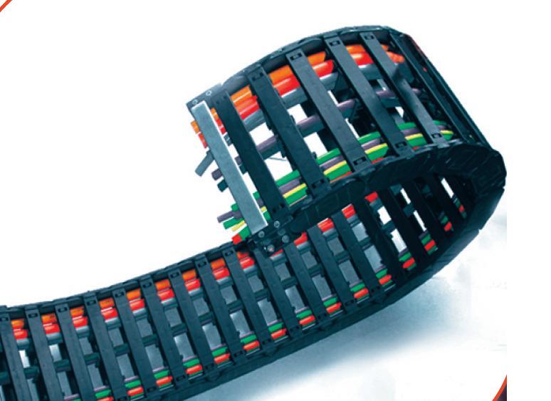 椿本Tsubaki电缆拖链 日本椿本Tsubaki电缆拖链