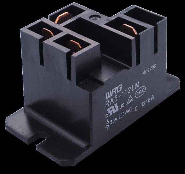 旺荣继电器RA 可替换宏发HF105F/2150 欧姆龙G7G/G8P 三友SLA 泰科T90 松川832/855 松下