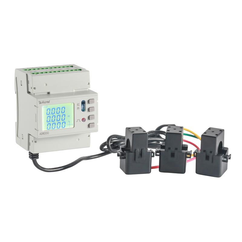 安科瑞ADW200D系列导轨式多回路电力仪表