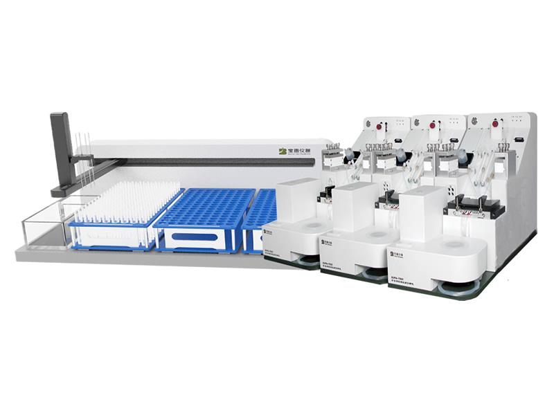 BDFIA-9000B全自动流动注射分析仪