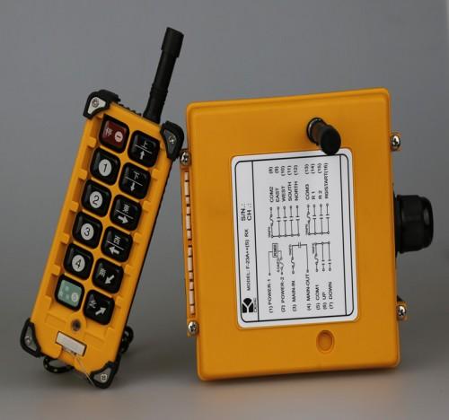禹鼎F23-A++工业遥控器,采矿机械遥器控器行车
