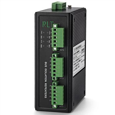 锐力通科技/工业级DEVICENET总线隔离中继器