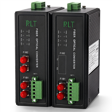 锐力通科技/工业级MEMOBUS总线光纤中继器