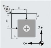 自制对刀仪测量界面在数控系统上的应用