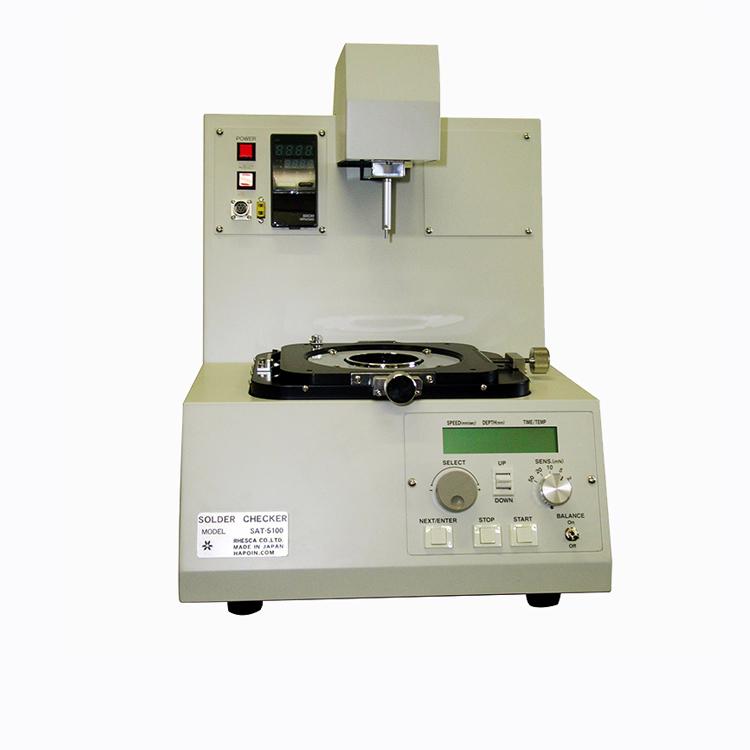 【停产】SAT-5100润湿性测试仪,适用于电子器件