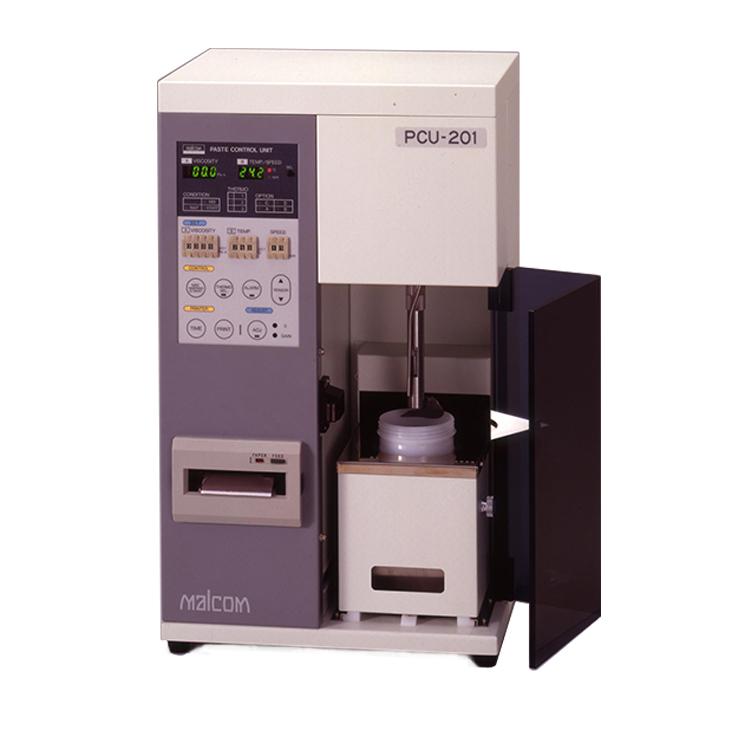 PCU-201自动锡膏粘度测试仪_马康粘度计